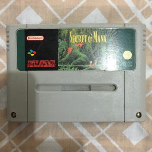 Secret Of Mana (French Version)
