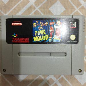 The Ren Stimpy Show: Time Warp