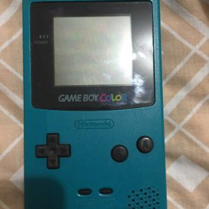 GameBoy Color (Teal)
