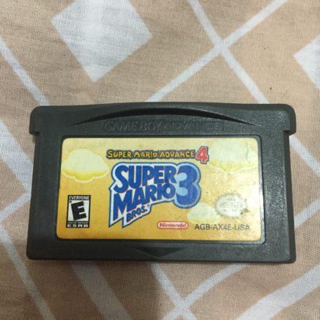Super Mario Bros 3: Super Mario Advance 4