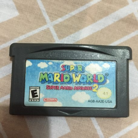 Super Mario World: Super Mario Advance 2