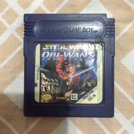 Star Wars Episode 1 Obi-Wan's Adventures