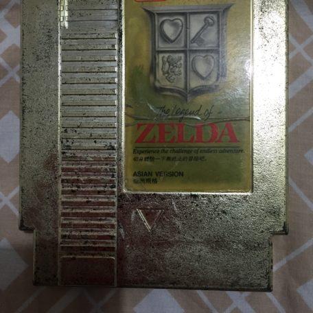 Zelda: The Adventures Of Link (Asian Version)
