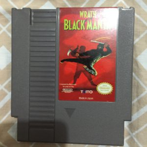 Wrath Of The Black Manta (USA)