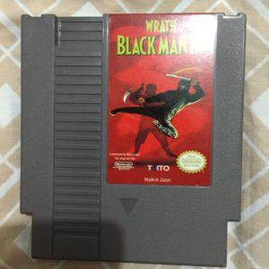 Wrath Of The Black Manta (USA)