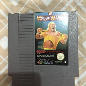 WWF: WrestleMania (ESP)
