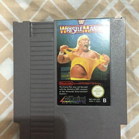 WWF: WrestleMania