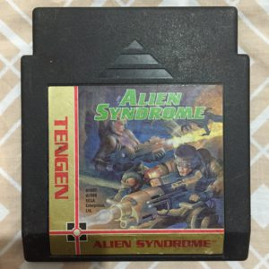 Alien Syndrome (USA)