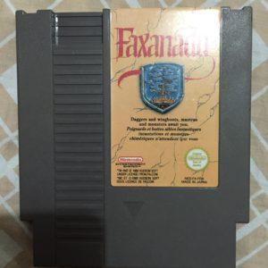 Faxanadu (FRA)