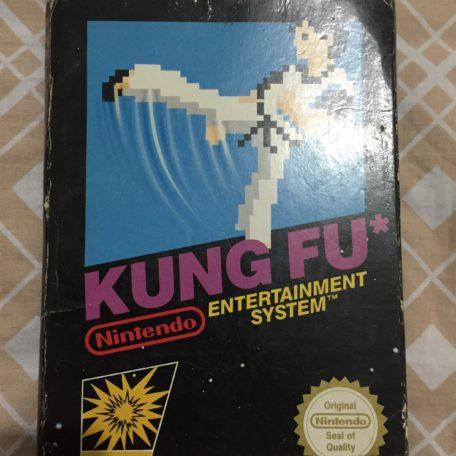 Kung Fu (With Box)