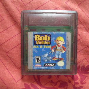 Bob The Builder: Fix It Fun!