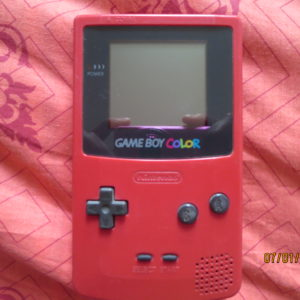 Gameboy Color (Berry)