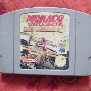 Monaco Grandprix: Racing Simulation 2