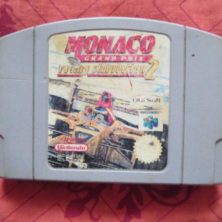 Monaco Grandprix: Racing Simulation 2
