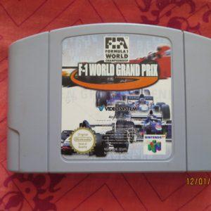 F-1 World GrandPrix