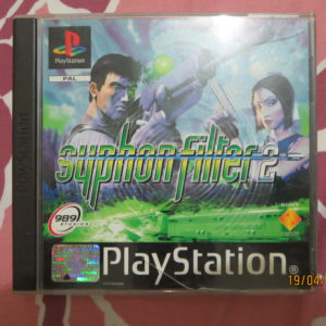 Syphon Filter 2 (Includes manual)