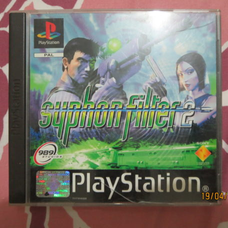 Syphon Filter 2 (Front)