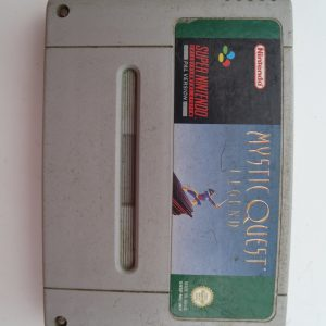 Mystic Quest: Legend