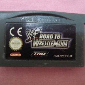 WWF: Road To WrestleMania