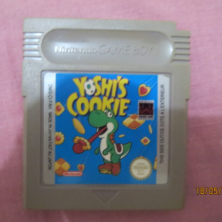 Yoshi Cookie