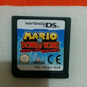Mario Vs Donkey Kong: Miniland Mayhem