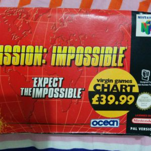 Mission Impossible (Boxed)