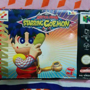 Mystical Ninja: Starring Goemon (Boxed)