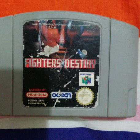 Fighter's Destiny