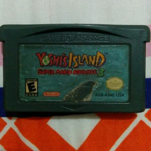Yoshi Island: Super Mario Advance 3