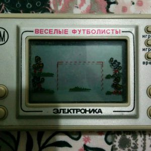 Monkey And Ball (Russian Game & Watch)