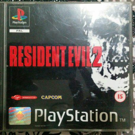 Resident Evil 2 (front)