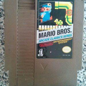 Mario Bros. Arcade Classics Series