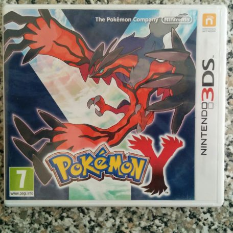 Pokemon Y (front)