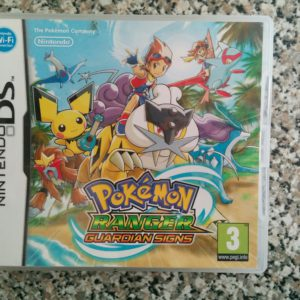 Pokemon Ranger: Guardian Signs (Boxed)