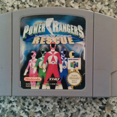 Power Rangers: Light Speed Rescue