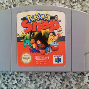 Pokemon Snap (PAL)