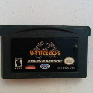 Battle Bots Design & Destroy