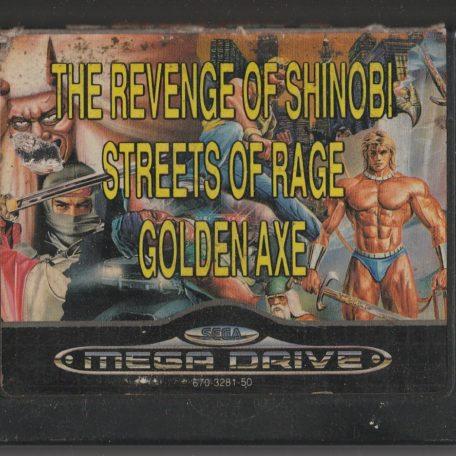 Mega Games 3