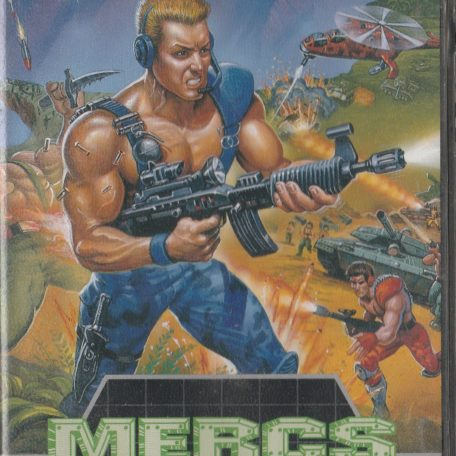 Mercs (Boxed) (front)