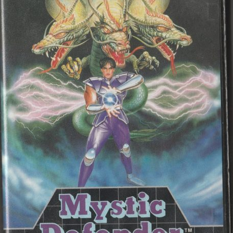 Mystic Defender (Boxed) (front)
