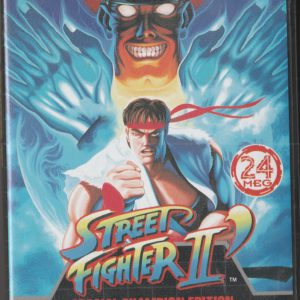 Street Fighter II (Boxed)