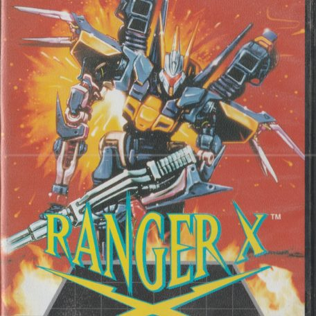 Ranger X (Boxed) (front)