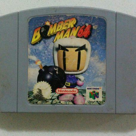 Bomber Man 64