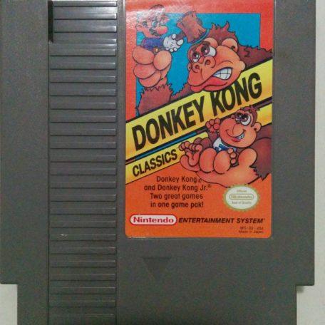 Donkey Kong Classics (USA)