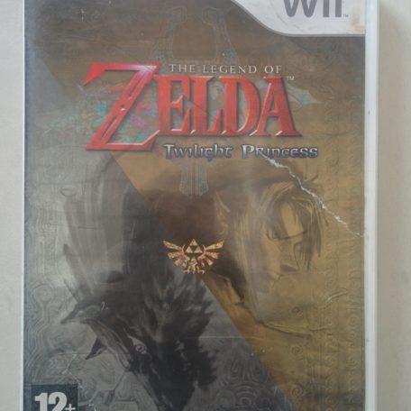 The Legend Of Zelda: Twilight Princess (front)