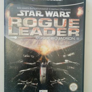 Star Wars Rogue Leader Rogue Squadron II