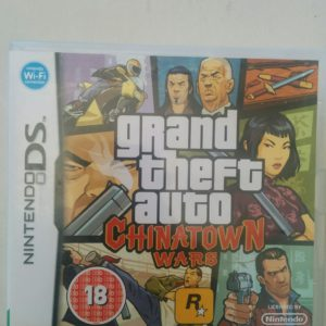 Grand Theft Auto: Chinatown Wars (Boxed)