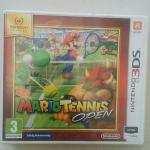 Mario Tennis Open (Boxed)