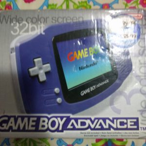 Gameboy Advance Boxed (Indigo)