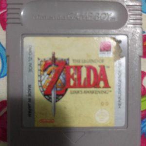 The Legend Of Zelda: Link's Awakening (German Version)